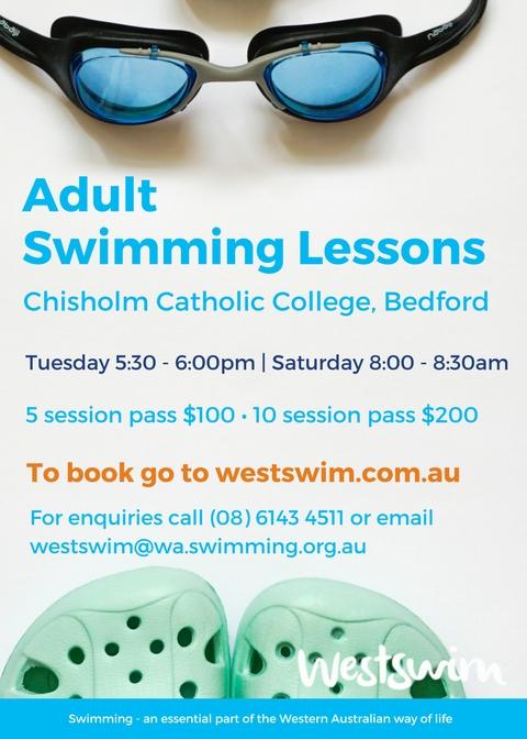 Westswim Adult Programme